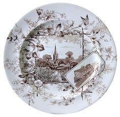 38 Best Transferware Images Vignette Design Bone China Canvas