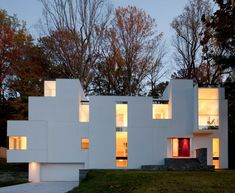 NaCl House by David Jameson Architect