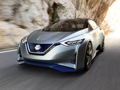 Salon Automobile Tokyo : Nissan IDS Concept #design #car #voiture #automobile #tokyo #nissan