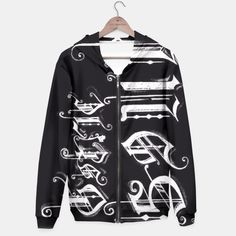 Gothic soul hoodie
