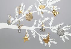 Fabulous Tree Candy for Fabulous Friends (and one or three for your tree too!) They're covetable and collectable. (The date is inscribed on each one.