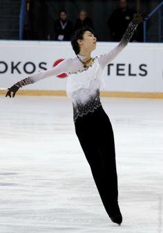 Босиком по мостовой (с) - Finlandia Trophy 2013: Yuzuru Hanyu