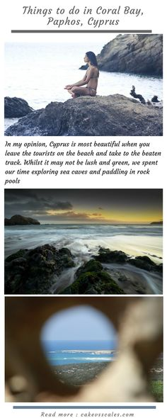 What is there to do in Coral Bay, Near Paphos in Cyprus?
