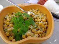 TEMPERO BÁRBARO: Salada de Grão