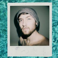 beard water photo polaroid photoshop,