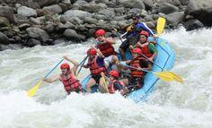 Disfrutá de tus días de verano desafiando al Pacuare, hacé un tour de rafting de Adrenalina Rafting ¡¡¡por sólo ¢16,500!!!