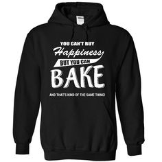 (Good T-Shirts) Baking Happiness Tee Special - Order Now...