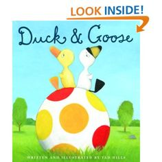 Duck & Goose: Tad Hills: