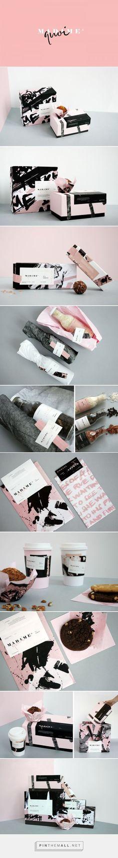 colores + concepto + forma de embalar con papel cebolla a tono + logo