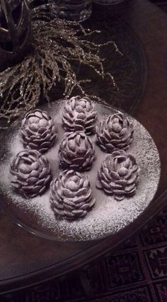 Sweet Little Things, Greek Recipes, Stevia, Cooking Time, Christmas Cookies, Nutella, Food To Make, Christmas Decorations, Menu