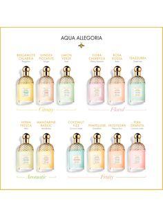 Buy Guerlain Aqua Allegoria Pera Granita Eau de Toilette Spray, from our Women's Fragrance range at John Lewis & Partners. Guerlain Perfume, Perfume Scents, Clean Perfume, Granita, Aqua, Sprays, Coconut, Bottle, Fragrance Mist