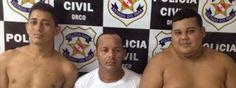 POLÍCIA DO PARÁ Ao Alcance de Todos!: PRESOS INTEGRANTES DE ASSOCIAÇÃO CRIMINOSA QUE ROU...
