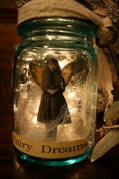 Fairy Dreams and Mason Jars