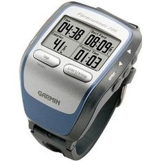 Garmin Forerunner 205. Not a necessity, but a nice gadget if you have the dough to spare.