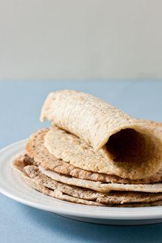 3 ingredient, 5 minute pan bread