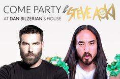 Sweepstakes - Party With Dan Bilzerian & Steve Aoki