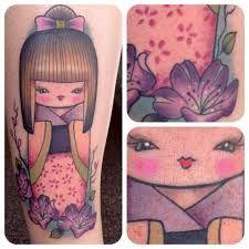 kokeshi tattoo - Cerca con Google