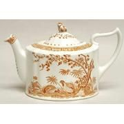 Mason's Quail-Brown tea pot;  is the one I have at my summer house!