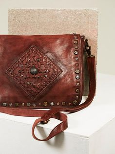 Lone Road Messenger Bag By: Campomaggi $298