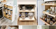 Clever Tips to Customize Kitchen Cabinets