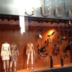 Fly away @ GUCCI 08.17.12