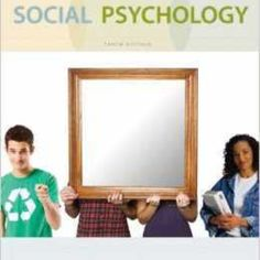 Social Psychology, David Myers 10th Edition from The eTextbook Headquarters! for $10.00 on Square Market