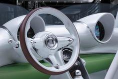 2012 Smart Roadster - Interior | Design.org