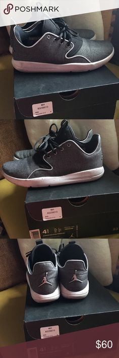 5105813b46 Jordan Eclipse Prem GG Shoes looks great very comfy, they are just too  small for me now. There a 4 in boys equivalent to 6 in women.