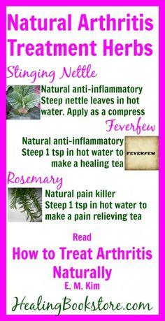 Natural Arthritis Treatment Herbs