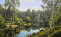 красота русского пейзажа – 02