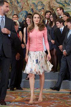 Letizia de España, la princesa más estilosa durante la temporada de calor