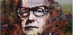 Resultado de imagen para Foto del Oleo de presidente Allende
