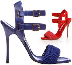 René Caovilla | Manolo-Blahnik-Area-sandal-Spring-2014-collection