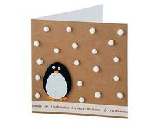 27 Cutest Penguins to Make this Christmas #christmas #penguins #johnlewisadvert #craft