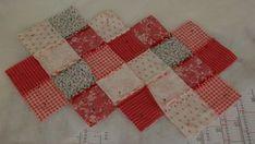 Tuto : le sac 22 carrés - Damocamelia & Violaine présentent Applique, Patches, Textiles, Quilts, Blanket, Sewing, Pattern, Bags, Crochet