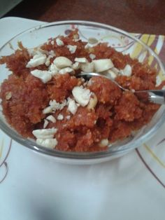 Celebrations are incomplete without sweets. Try the famous and homemade Indian sweet called Carrot Halwa and add sweetness to your festivities as well as relations!
