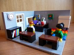 How To Teach Math With LEGOs