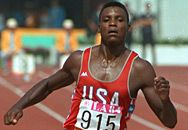 Carl Lewis' quest for four golds in '84 #MemorableMoments