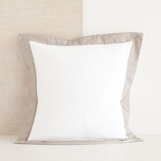 LINEN BORDER CUSHION - Cushions - Bedroom | Zara Home Switzerland