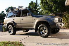 1997 Toyota Landcruiser