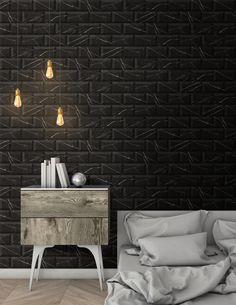 Small Tiles | NEVADA | Wall, 10x20 cm, Matt - Glossy #egeseramik #perfectbeauty #ceramic #tiles #design #homedesign #smalltiles #nevada Small Tiles, Nevada, House Design, Chair, Wall, Furniture, Home Decor, Decoration Home, Room Decor