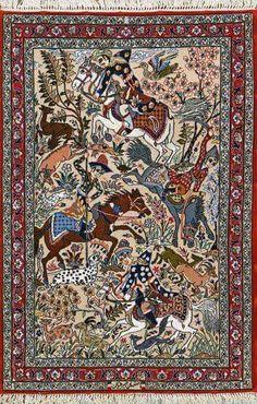 Beautiful persian carpet..