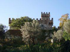 Castello di Vincigliata, Fiesole - Firenze, Toscana - Italy. 43°47′39.89″N 11°18′54.51″E
