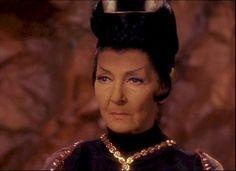 Vulcan Women | The Women Of Star Trek: Vulcan Matriarch T'Pau