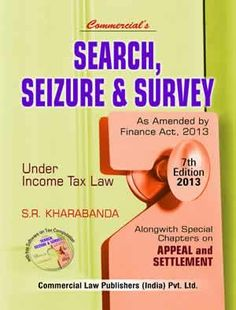 Search, Seizure & Survey