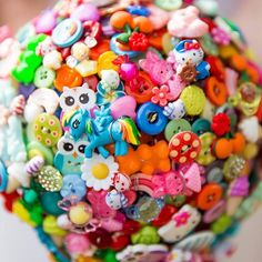 Can't wait to go back to Japan and collect some more pieces for my bouquets #Japan #Japanese #buttonbouquet #buttons #alternative #alternativebouquet #hellokitty
