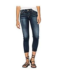 Online shopping for Jeans - Women from a great selection at Clothing & Accessories Store. Silver Jeans, White Jeans, Tapered Trousers, Curvy Fit, Fashion Boutique, Skinny Jeans, Legs, Accessories Store, Clothes For Women
