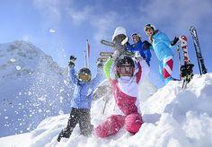 Skikurs, Skifahren & Snowboarden in Österreich: kleine Skigebiete für Familien und Kinder