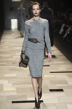 Trussardi simplicity with a twist and belt!!! <3