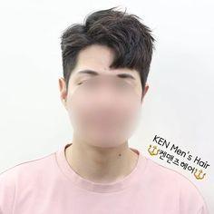 Korean Haircut Men, Asian Man Haircut, Korean Men Hairstyle, Korean Short Hair, Two Block Haircut, Haircut For Square Face, Hairstyles Haircuts, Haircuts For Men, Hair Style Korea